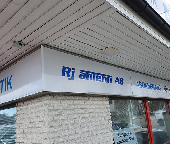 RJ Antenn - Butik